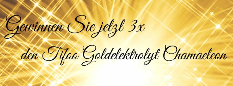 Goldelektrolyt810300