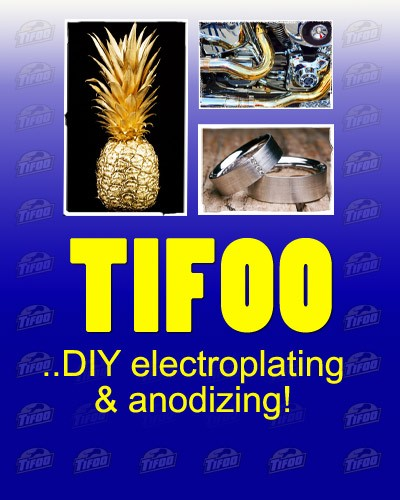 Tifoo - DIY electroplating & surface technology | Tifoo Shop