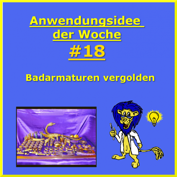 Badarmaturen-vergolden