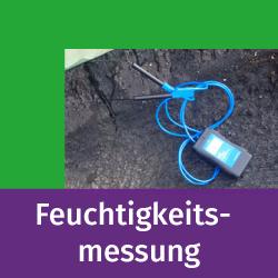 Feuchtigkeitsmessung in Mauerwerken - Wie geht das?