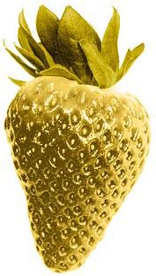 Goldene-Erdbeere