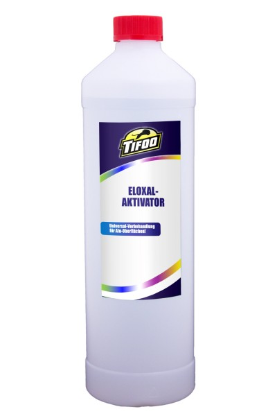 Anodising activator - Cleaning and pretreatment of aluminum - Aluminium cleaner