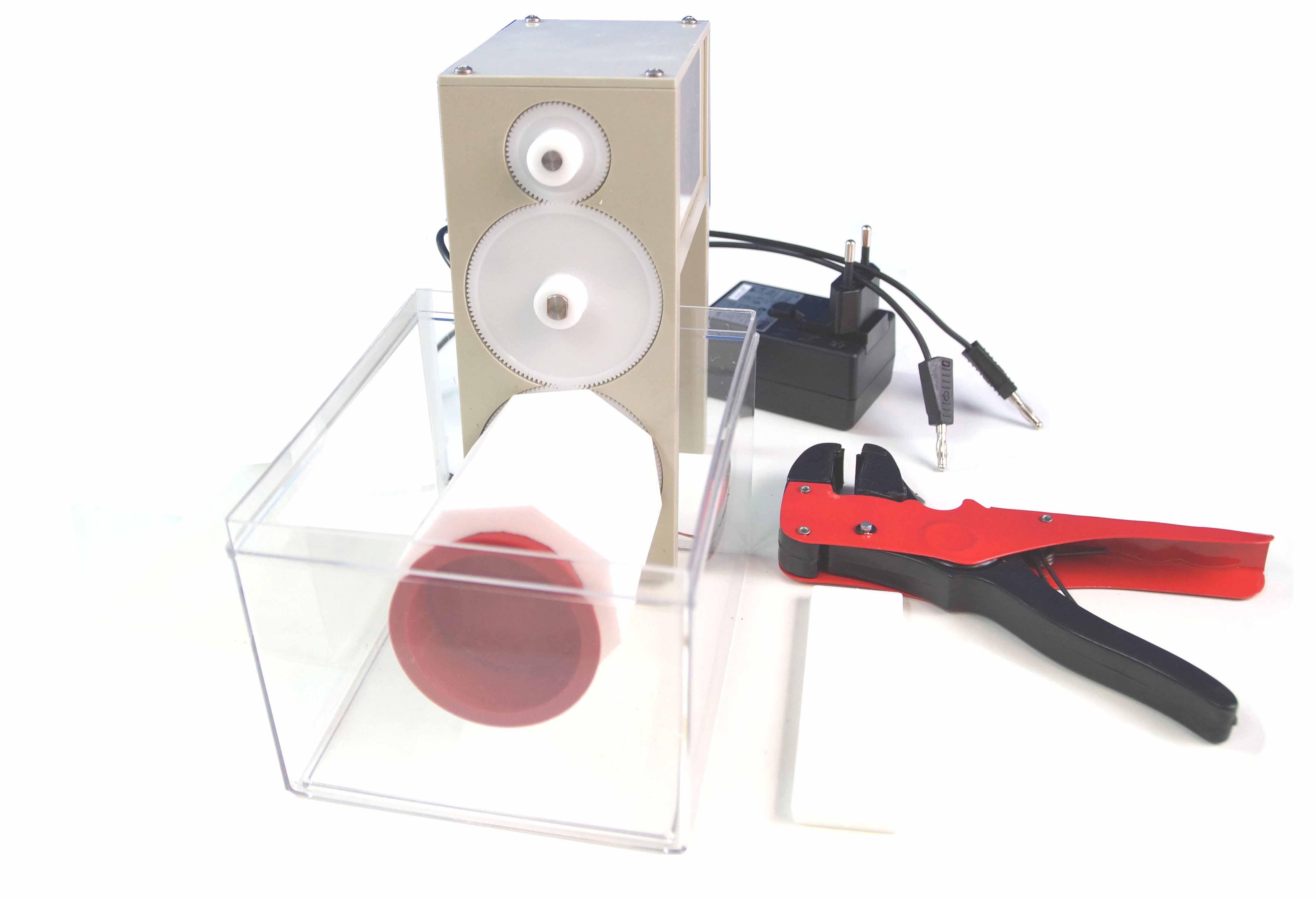 appareil de galvanoplastie au tonneau | tifoo shop - galvanoplastie