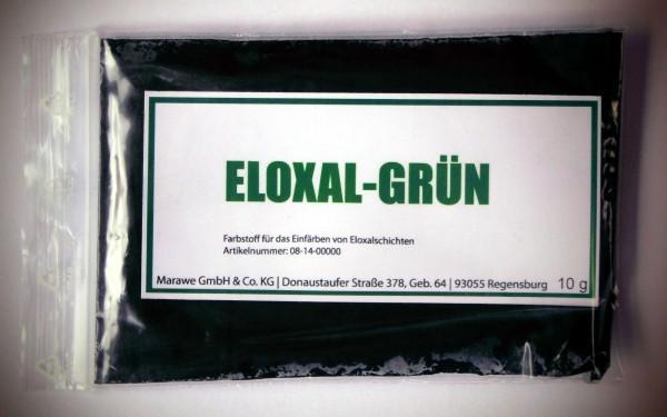 eloxal grün