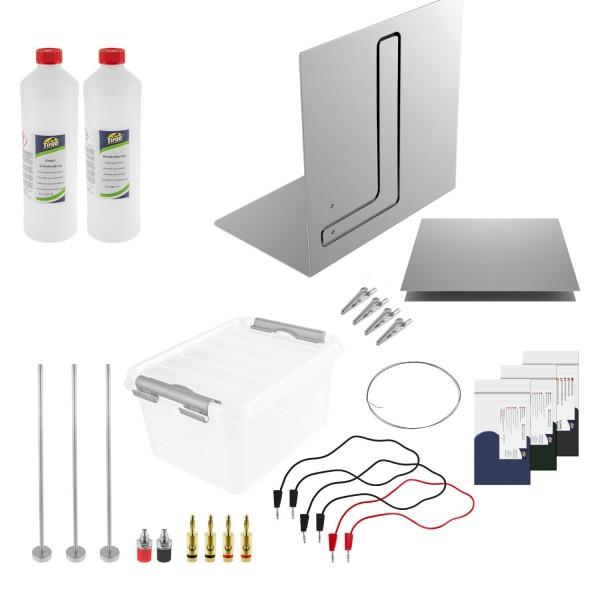 Anodising kit Deluxe Tifoo - DIY and homemade anodising of aluminium